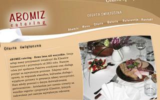 Abomiz catering Warszawa